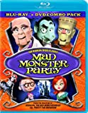 Mad Monster Party [Blu-ray] [Import]