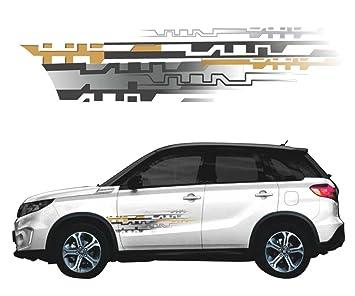 Galio O E Type Fitment Car Graphics For Maruti Suzuki Grand - Graphics for car
