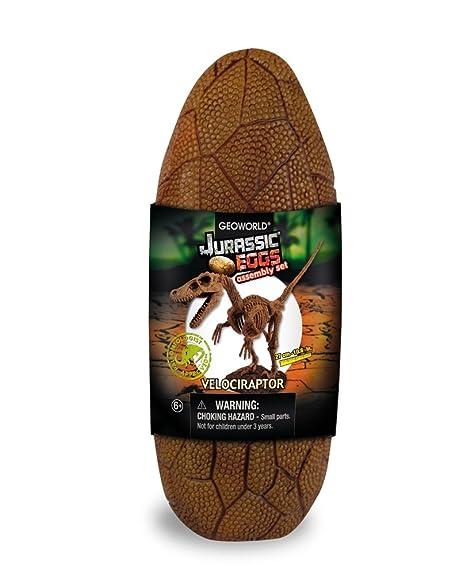 Geoworld - CL188K - jurassic eggs - velociraptor