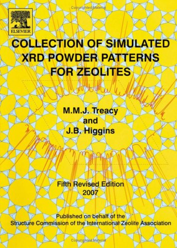 Collection of Simulated XRD Powder Patterns for Zeolites Fifth