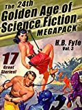 'The 24th Golden Age of Science Fiction MEGAPACK ®: H.B. Fyfe (vol. 3)' from the web at 'http://ecx.images-amazon.com/images/I/61YTcHi7-8L._AC_UL160_SR120,160_.jpg'