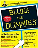 img - for Blues For Dummies book / textbook / text book