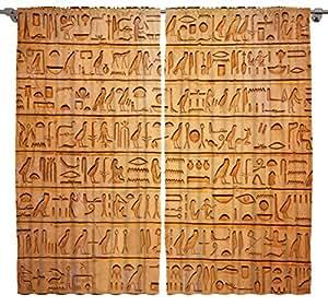 Amazon com egyptian hieroglyphics great pyramid papyrus magical