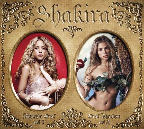 Shakira - V1/2 Oral Fixation - Lyrics2You