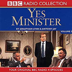 Yes Minister, Volume 3 Radio/TV