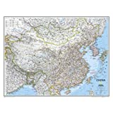 "China Classicvon ""Natl Geographic Maps"""