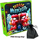 Terror in Meeple City Board Game w/free storage bag