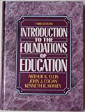 img - for Introduction to the Foundations of Education book / textbook / text book