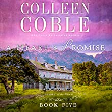 A Heart's Promise (       UNABRIDGED) by Colleen Coble Narrated by Devon O'Day