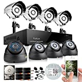 Funlux® 8 Channel Full 960H DVR Surveillance System with 1TB...