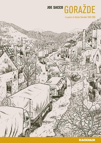 Gorazde : La guerre en Bosnie Orientale 1993-1995