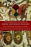 The Cambridge History of Greek and Roman Warfare (Volume 2)