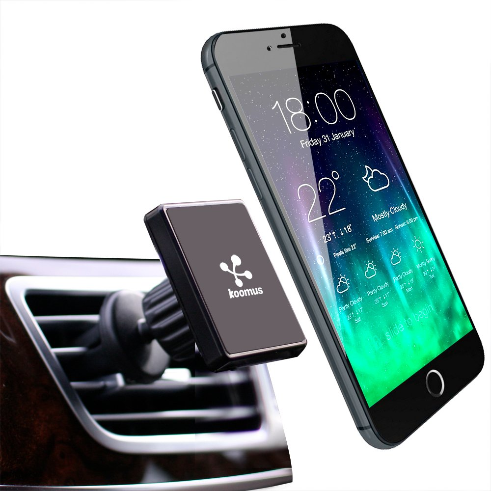 Spigen air vent magnetic car mount phone holder