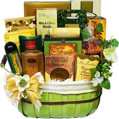 Art of Appreciation Gift Baskets    Abundant