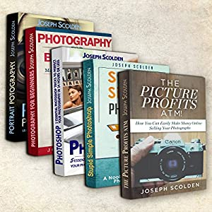 Photography & Photoshop Box Set Audiobook