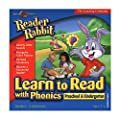 Reader Rabbit Learn To Read With Phonics Preschool Kindergarten Age Rating3 - 6 from Riverdeep Interactive
