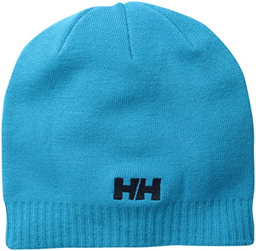 Helly Hansen Brand Berretto, Blu (Winter Aqua), STD