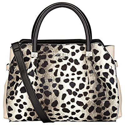 Fiorelli Selena Grab Bag Womens Handbag Leopard Mix