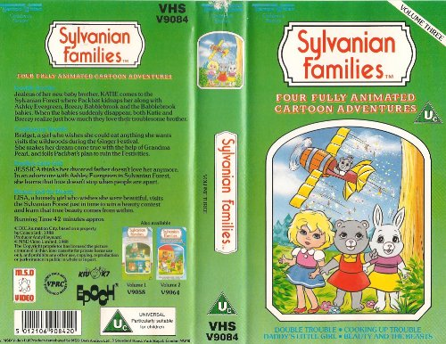 Sylvanian Families - Vol 3