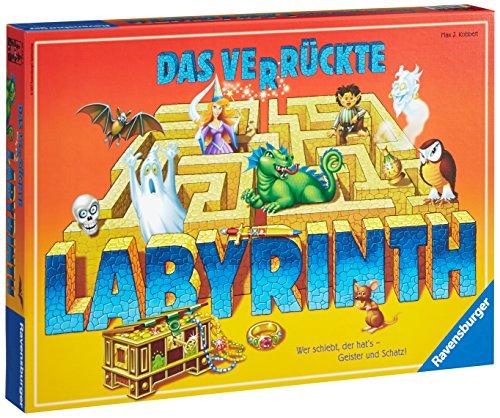 Ravensburger 26446 - The Amazing Labyrinth
