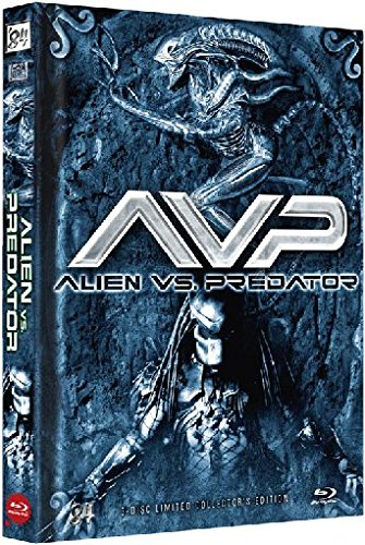 Alien vs. Predator [Blu-ray] [Limited Collector's Edition]