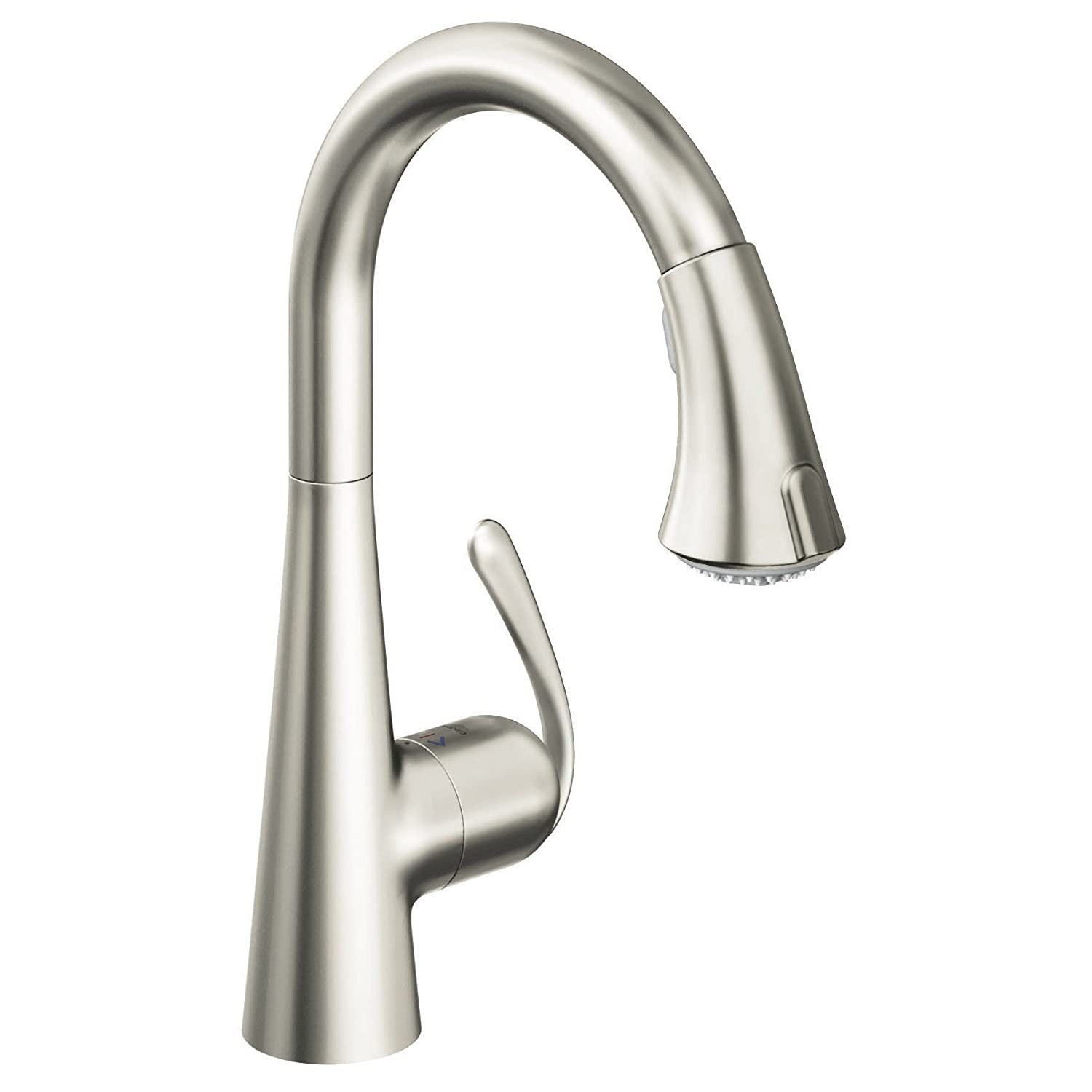 Grohe ladylux best pull down kitchen faucet