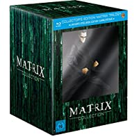 Matrix Trilogie [Blu-ray]
