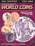 img - for Standard Catalog of World Coins 1701-1800 book / textbook / text book
