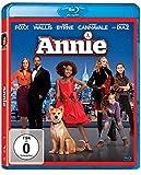 DVD Cover 'Annie (2014) [Blu-ray]