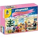 PLAYMOBIL 5496 - Adventskalender Weihnachtsabend mit...