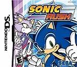 Sonic Rush - Nintendo DS