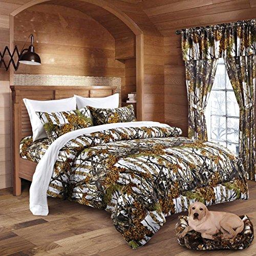 Best Buy! The Woods White Licensed Comforter - F/Q