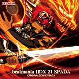 beatmania IIDX 21 SPADA ORIGINAL SOUNDTRACK