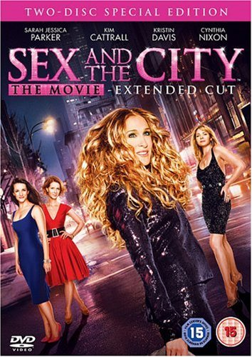 Sex and the City [the Movie] [2 Disc] [Import anglais]