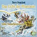 Das Licht der Phantasie: Ein Scheibenwelt-Roman (       ungekürzt) von Terry Pratchett Gesprochen von: Volker Niederfahrenhorst