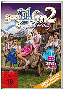 Sexy Alm 2 - Girlfriends on Tour [2 DVDs]