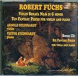 Ten Fantasy Pieces for Violin and Piano, Violin Sonata No. 6 in G Minor