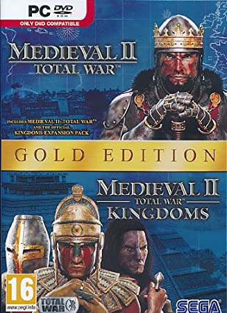 Medieval II: Total War - Gold Edition (PC DVD) [Importación inglesa]