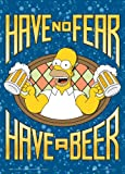 GB eye Ltd, 3d Lenticular Poster, Simpsons, Homer, (47x67cm)