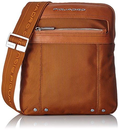Piquadro frame borsa messenger 26 cm blu borse for Piquadro amazon