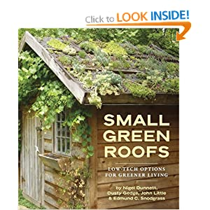Small Green Roofs: Low-Tech Options for Homeowners