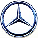 Mercedes Benz Racing Car Logo Jacket T-shirt Patch Sew Iron on Embroidered Badge Emblem Sign