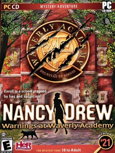 Les enquetes de Nancy Drew 11: Panique à Waverly Academy - French only - Standard Edition