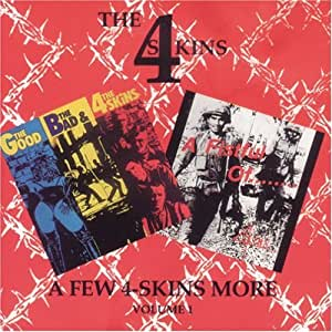 4 Skins - A Fistful Of........ 4Skins