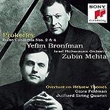 Concerto no.4 in B-flat major (Left Hand) op.53 Prokofiev