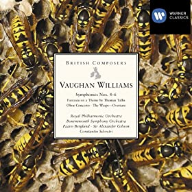 Vaughan Williams: Symphonies Nos. 4-6 etc