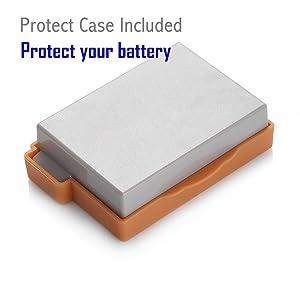 Kastar LPE8 Battery (2-Pack) for Canon LP-E8, LC-E8E, Canon EOS 550D, EOS 600D, EOS 700D, EOS Rebel T2i, EOS Rebel T3i, EOS Rebel T4i, EOS Rebel T5i Cameras and BG-E8 Grip (Tamaño: 2 Batteries)
