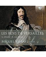 Les Rois de Versailles: Lute Music By Pinel and de Visée