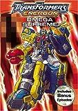 echange, troc Transformers: Energon - Omega Supreme [Import USA Zone 1]