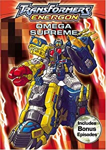 Transformers Energon: Omega Supreme
